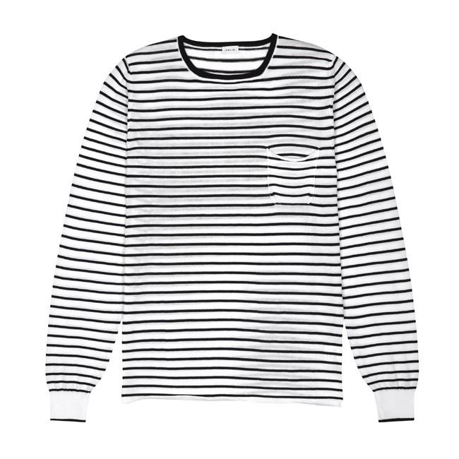 raw-edge Cadaqués T-Shirt